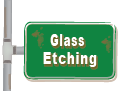 link to glass etching